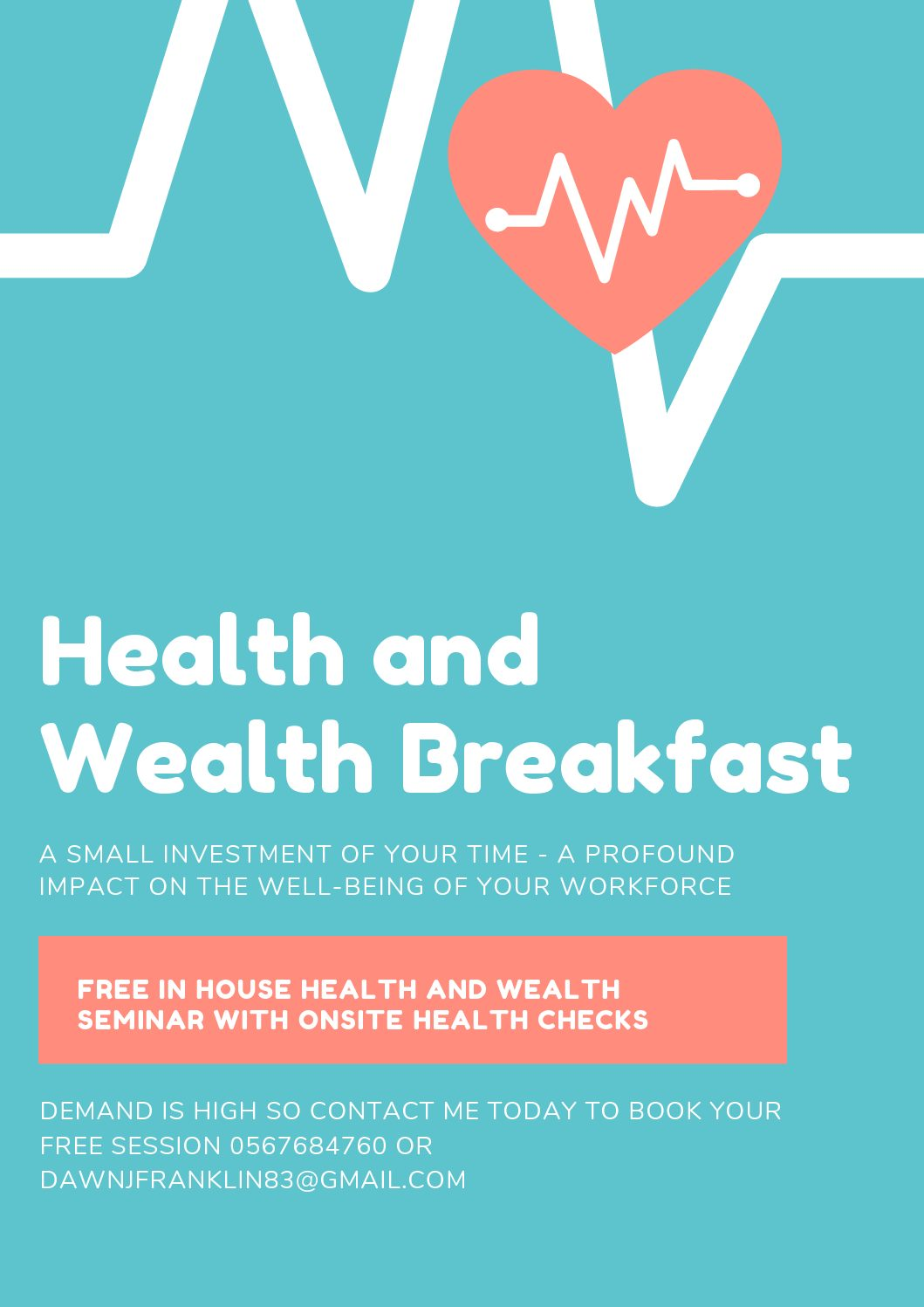 Health & Wealth Workshop